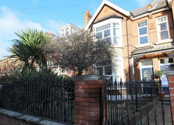 Thumbnail 4 bed semi-detached house to rent in Old Road West, Northfleet, Gravesend
