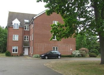 Thumbnail 2 bed flat to rent in Castle Gardens, Kesgrave, Ipswich