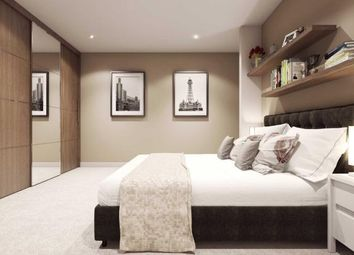Thumbnail 1 bed flat for sale in St. Simon Street, Salford