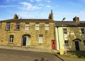 Thumbnail 4 bed terraced house for sale in Grosvenor Terrace, Alnwick, Northumberland