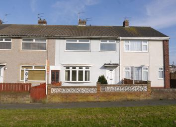 Thumbnail 3 bed terraced house for sale in Terrier Close, Bedlington