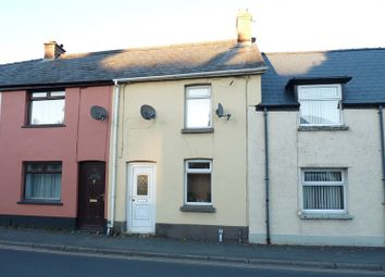 Thumbnail 3 bed terraced house to rent in Newgate Street, Llanfaes, Brecon