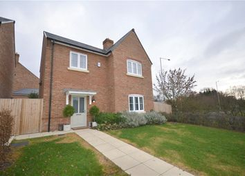 Thumbnail 4 bed detached house for sale in Sorrel Drive, Warfield, Bracknell