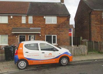 Thumbnail 2 bed semi-detached house to rent in Denbury Mount, Bradford