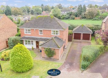 Thumbnail 4 bed detached house for sale in Canford Close, Finham, Coventry