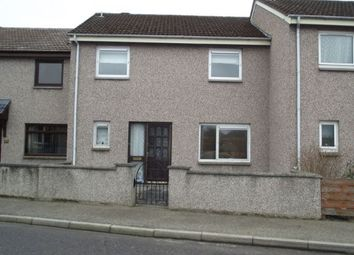 Thumbnail 3 bed terraced house to rent in Meadow Crescent, Moray, Elgin