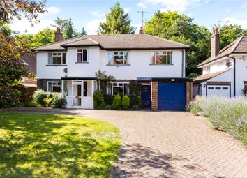 Harestone Valley Road, Caterham, Surrey CR3. 5 bed detached house