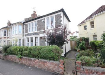 Thumbnail 3 bed end terrace house for sale in Cairns Road, Westbury Park, Bristol