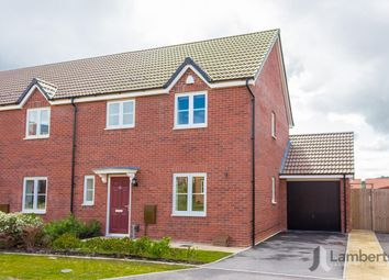 Thumbnail 3 bed detached house to rent in Gretton Close, Redditch, Worcs