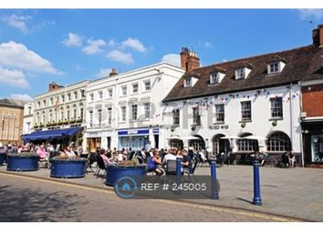 Thumbnail 2 bed flat to rent in Market Place, Warwick