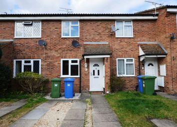 Thumbnail 2 bedroom terraced house to rent in Hornbeam Close, Owlsmoor, Sandhurst