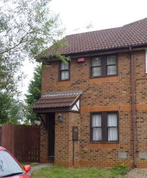 Thumbnail 1 bed semi-detached house to rent in Tatling Grove, Milton Keynes