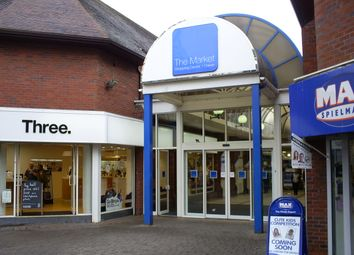 Thumbnail Retail premises to let in Market Centre Shopping Centre, Crewe