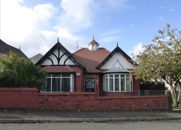 Thumbnail 4 bedroom detached bungalow for sale in Mount Road, Wallasey