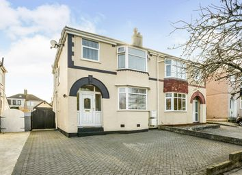 3 bed semi-detached house for sale in Crownhill Road, Crownhill, Plymouth PL5