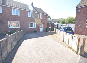 2 bed semi-detached house for sale in Castle Hill, Findern, Derby, Derbyshire DE65