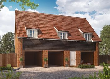 Thumbnail 2 bedroom detached house for sale in Off Norwich Road, Thetford