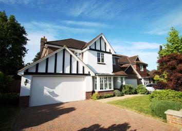 The Crest, Berrylands, Surbiton KT5. 4 bed detached house