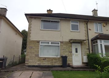 Thumbnail 2 bed flat to rent in Hextall Road, Leicester