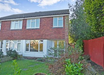 Thumbnail 3 bedroom end terrace house for sale in Whitehill Road, Crowborough, East Sussex