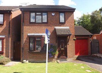 Thumbnail 3 bed detached house for sale in Carey Close, Grange Park, Swindon, Wiltshire