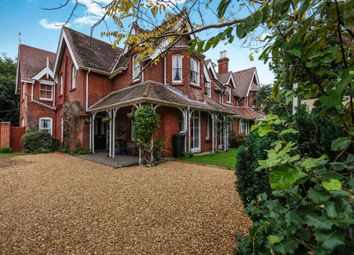 Thumbnail 9 bed semi-detached house for sale in Madeira Road, Totland Bay, Isle Of Wight