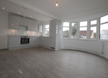 Thumbnail 3 bed flat to rent in Wales Avenue, Carshalton