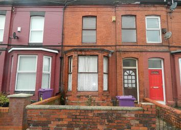 Thumbnail 5 bedroom terraced house for sale in Windsor Road, Liverpool