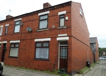 Thumbnail 3 bed end terrace house for sale in Martin Street, Salford, Greater Manchester