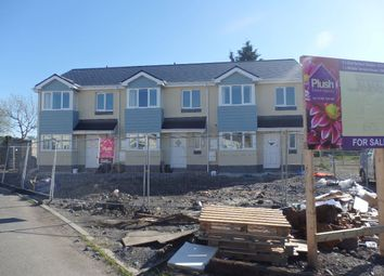 Thumbnail 3 bed end terrace house for sale in Copperworks Road, Llanelli