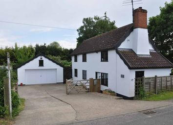 Thumbnail 3 bed cottage for sale in Low Road, Debenham, Stowmarket