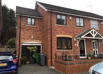Thumbnail 1 bed semi-detached house to rent in Silverlea Drive, Blackley, Manchester