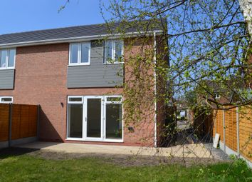 Thumbnail 3 bed semi-detached house for sale in Chatsworth Close, Willenhall
