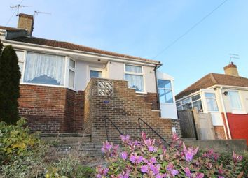 Thumbnail 2 bed semi-detached bungalow to rent in Conqueror Road, St. Leonards-On-Sea