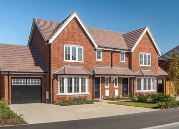 "Thumbnail 3 bed semi-detached house for sale in ""The Epsom"" at Rushland Field, Chinnor"
