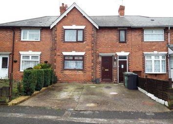 Thumbnail 2 bedroom terraced house for sale in Smith Road, Walsall, West Midlands