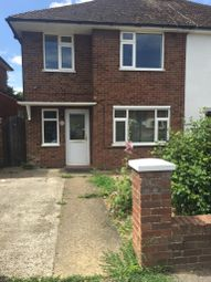 Thumbnail 3 bed semi-detached house to rent in Bendon Way, Gillingham