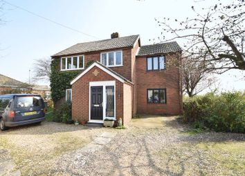 Thumbnail 4 bed detached house for sale in Thoresby Road, North Cotes, Grimsby