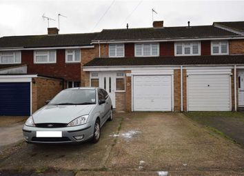 Thumbnail 3 bed terraced house for sale in Weelkes Close, Stanford-Le-Hope, Essex