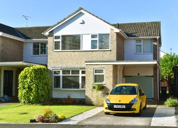 Thumbnail 4 bed detached house for sale in Grimbald Road, Knaresborough