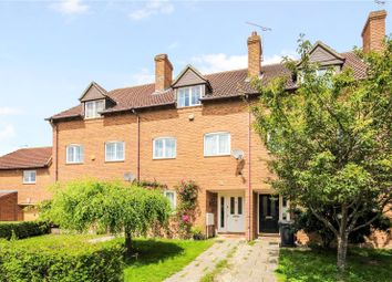 Thumbnail 3 bed terraced house for sale in Hudson Way, Swindon, Wiltshire