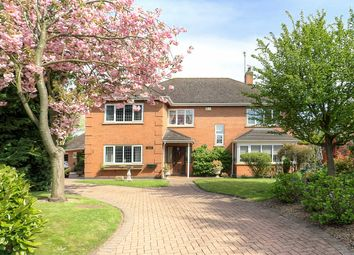 Thumbnail 4 bed detached house for sale in Waddingham Road, Snitterby, North Lincolnshire