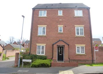 Thumbnail 5 bed end terrace house for sale in Fallow Way, Edgbaston, Birmingham