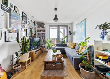 Thumbnail 1 bed flat to rent in Quaker's Place, London