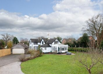 Thumbnail 4 bed detached house for sale in Cuddington Lane, Cuddington, Northwich