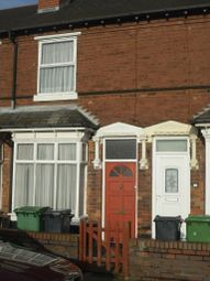 Thumbnail 3 bed terraced house for sale in Rough Hay Road, Darlaston, Walsall, West Midlands