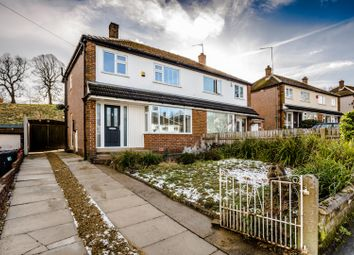 Thumbnail 3 bed semi-detached house for sale in Southfield Road, Almondbury, Huddersfield