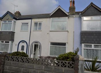 Thumbnail 3 bed terraced house for sale in Enfield Road, Babbacombe, Torquay, Devon