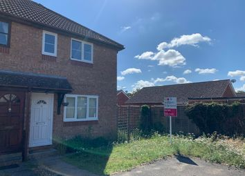 Thumbnail 2 bed property to rent in Falcon Way, Beck Row, Bury St. Edmunds