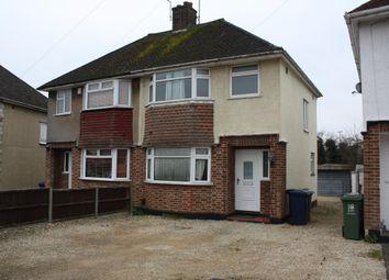 Thumbnail 3 bedroom property to rent in Herschel Crescent, Littlemore, Oxford